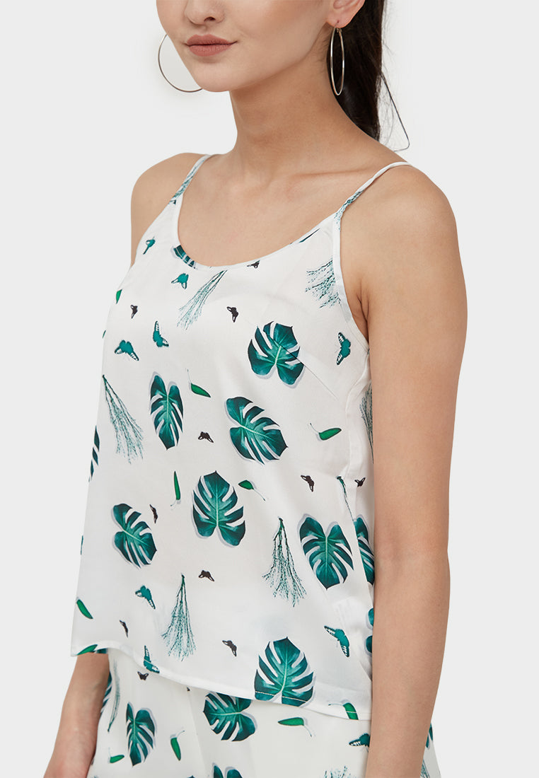 Butterfly cami