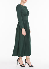 Green Paris Dress