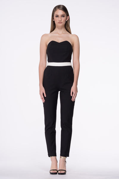 Kilda Tube Jumpsuit