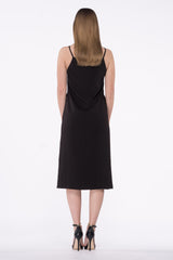 Slip Dress Side Slits