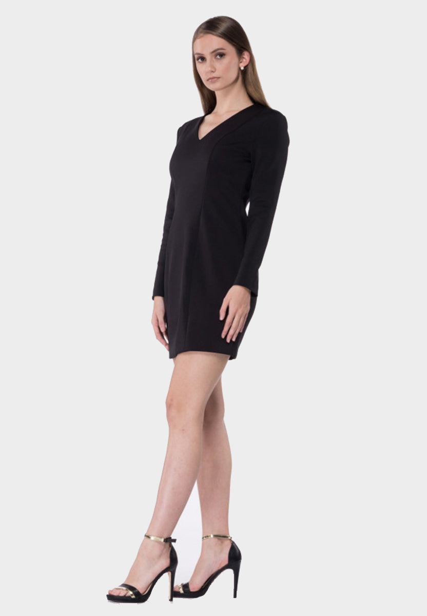 DJ Long Sleeve Dress