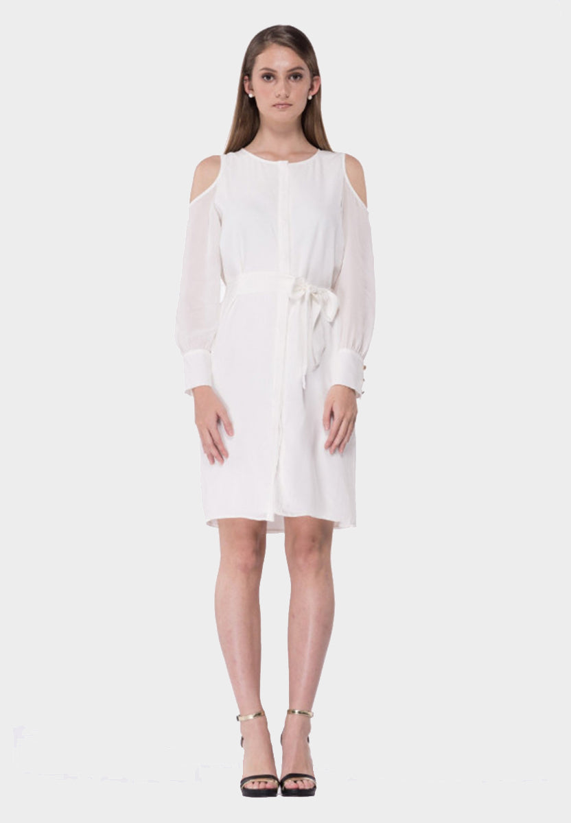 Georgie Silk Dress
