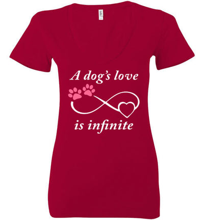 A DOG'S LOVE IS INFINITE
