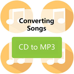 CD to MP3