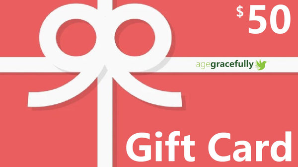 Agegracefully Shop Gift Card