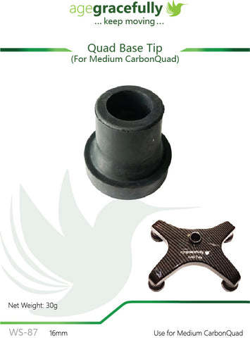 Medium Quad Base Tip For CarbonQuad