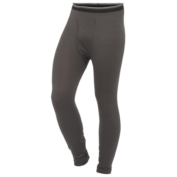 Calecon long Stretch en Microfibre Thermo Chauffante  ANTHRACITE
