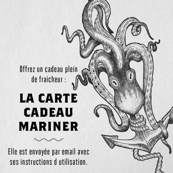Carte-Cadeau Internet Mariner