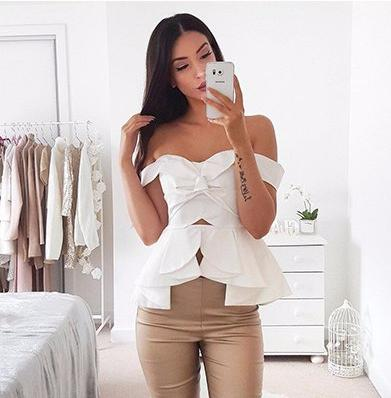 Velda Off Shoulder Top