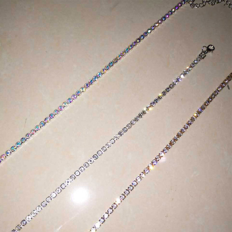 Single Crystal Thigh Chain