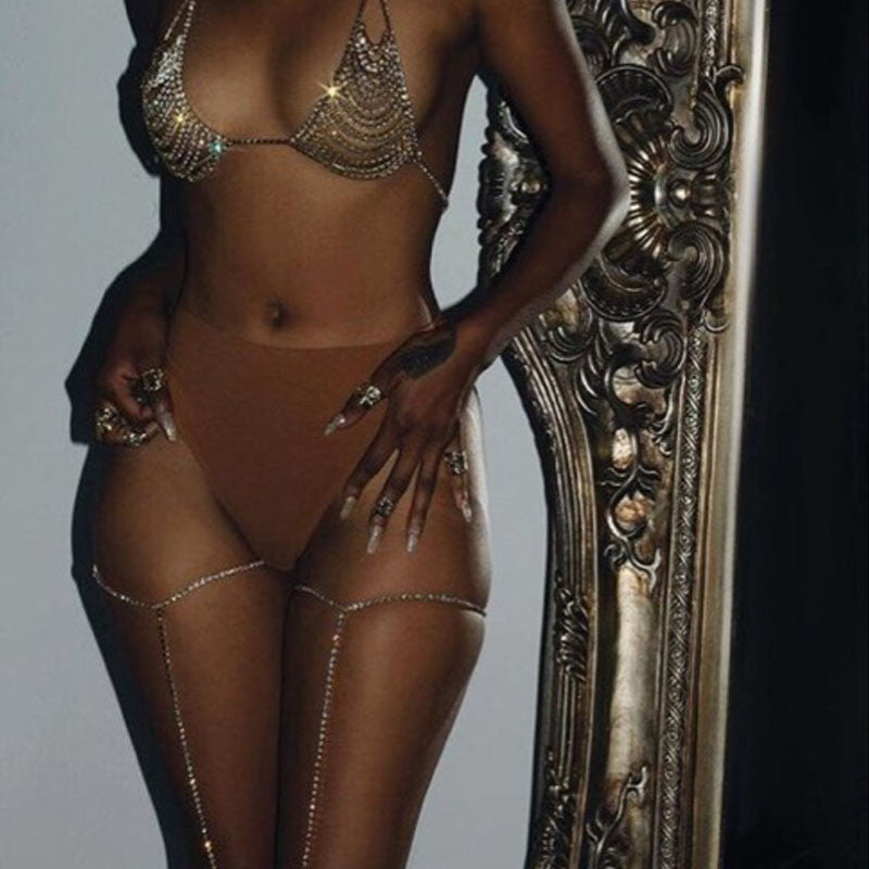 Striptease Thigh Chain (1 piece)