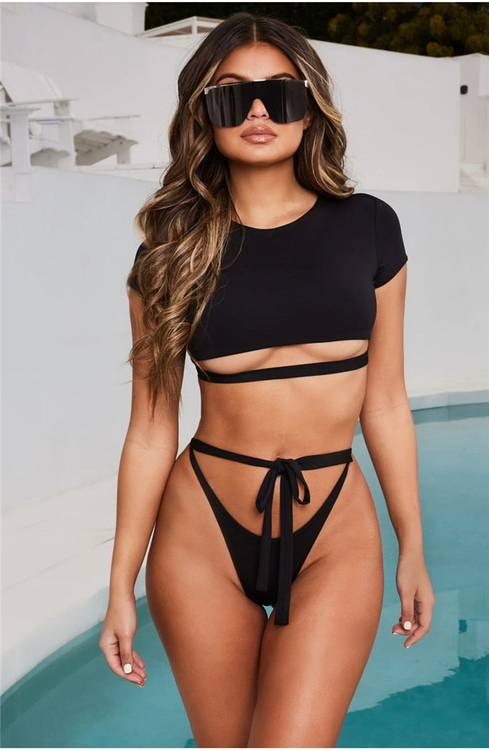 By The Bay Bikini - Black