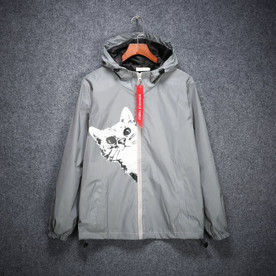 3M Reflective Cat Jacket