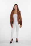 Women's Liana Leather Vest