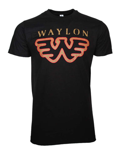 Waylon Jennings Flying W T-Shirt