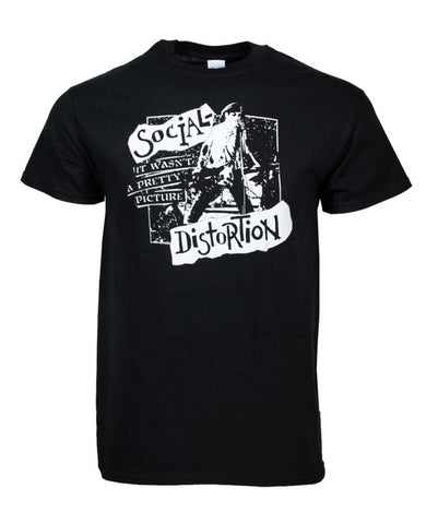 Social Distortion Pretty Picture T-Shirt