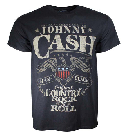 Johnny Cash Country Rock N Roll T-Shirt
