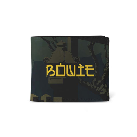 David Bowie Japan Tour Wallet