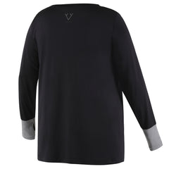 CORE LONG SLEEVE TEE - Victoria Stag