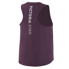 POWER WORKOUT TANK - PURPLE RAIN - Victoria Stag