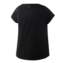 CORE CAP SLEEVED TEE - Victoria Stag