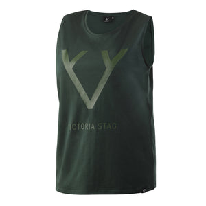 CORE MUSCLE TANK - Victoria Stag