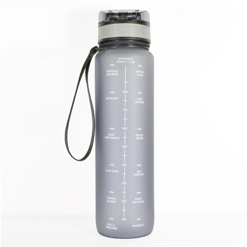 TIME MARKER DRINK BOTTLE