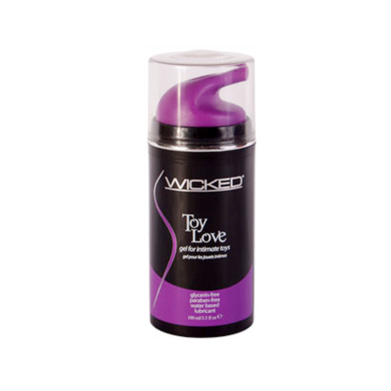 Wicked Toy Love Lubricant 3.3 Ounces