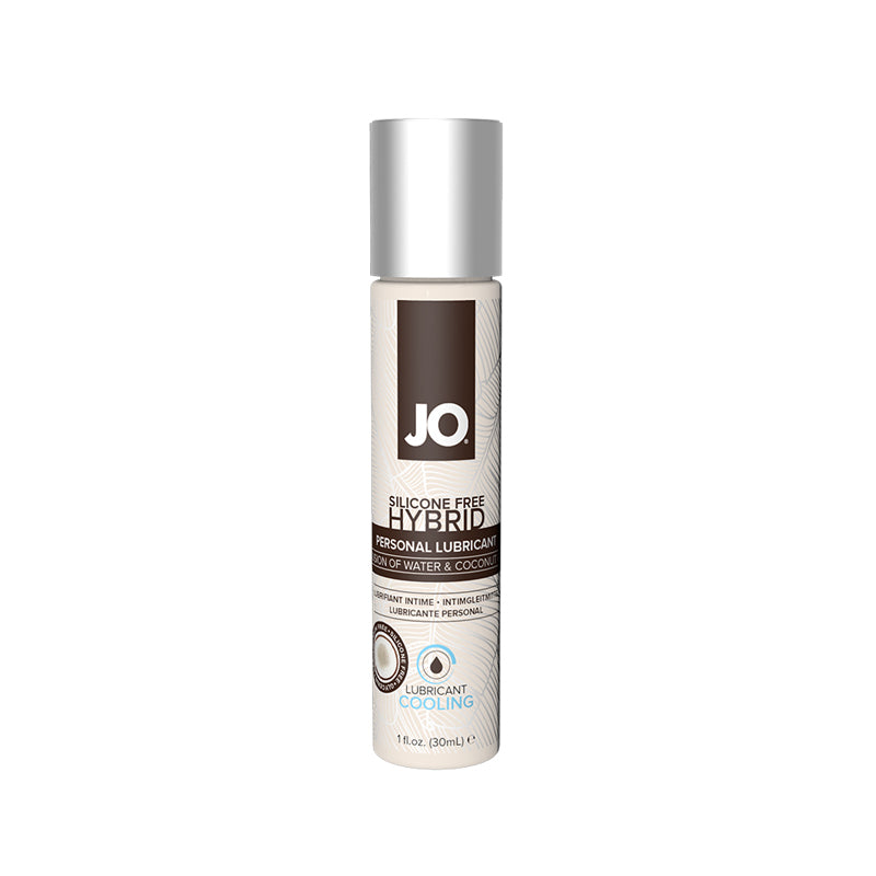 JO Hybrid Cooling Lubricant 1 Ounce and 4 Ounces