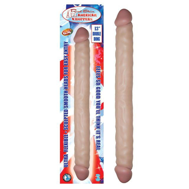 All American Whoppers Double Dong 13 Inches and 18 Inches