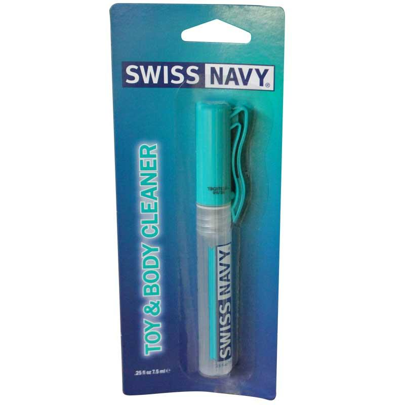 Swiss Navy Toy and Body Cleaner Pen 0.25 Ounces