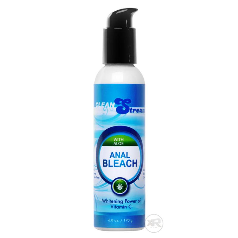 Clean Stream Anal Bleach with Vitamin C and Aloe 6 Ounces