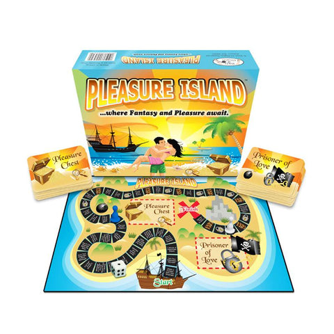 Pleasure Island Game