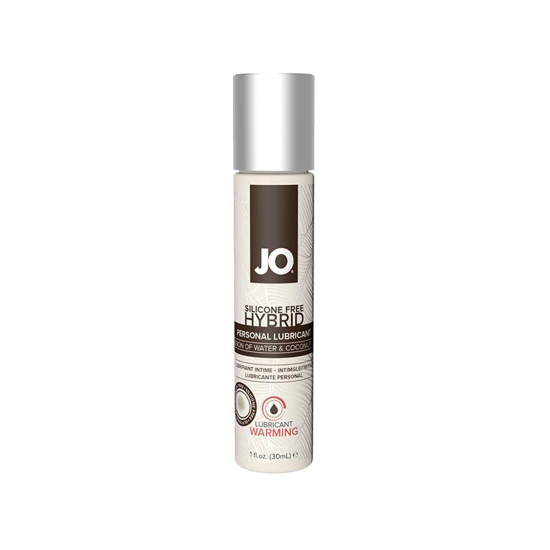 JO Hybrid Warming Lubricant with Coconut 1 Ounce