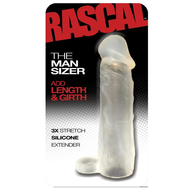 Rascal The Mansizer  (Clear)