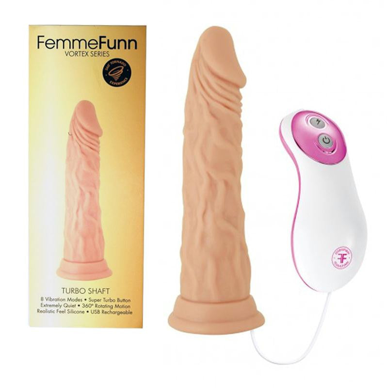 FemmeFunn Turbo Shaft  (Nude)