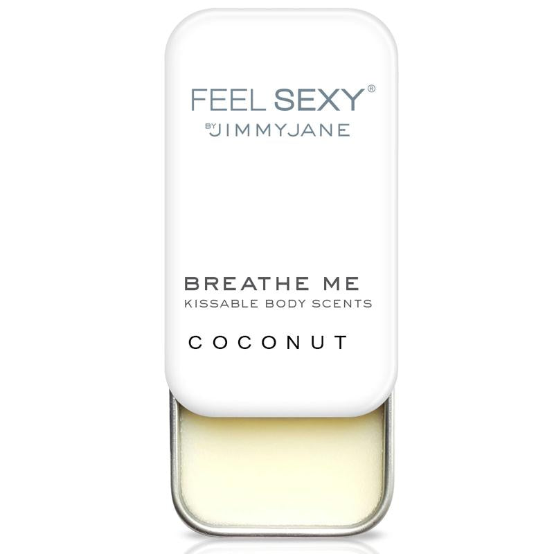 Jimmyjane Feel Sexy Breathe Me Body Scents  (Coconut, Strawberry, and Vanilla)