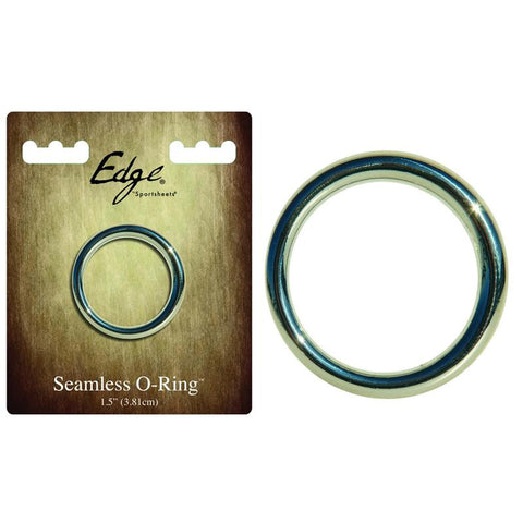 Edge Seamless O-Ring  (1.5 Inches, 1.75 Inches, and 2 Inches)