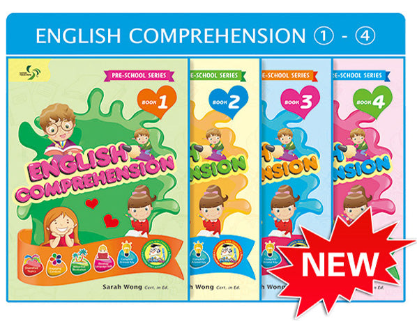 Beginner Comprehension Pack