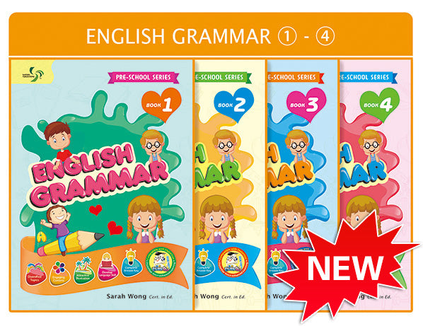 Beginner Grammar Pack