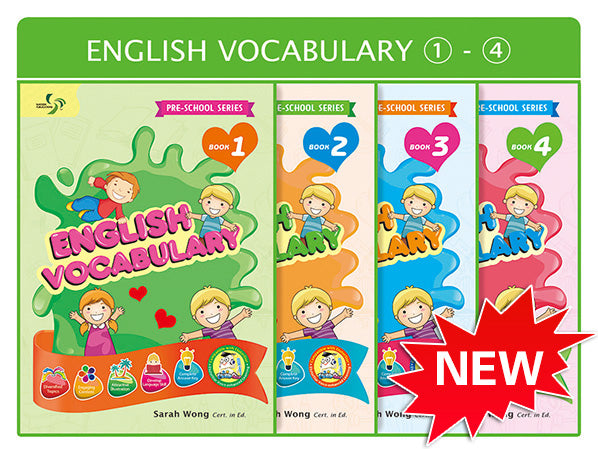 Beginner Vocabulary Pack