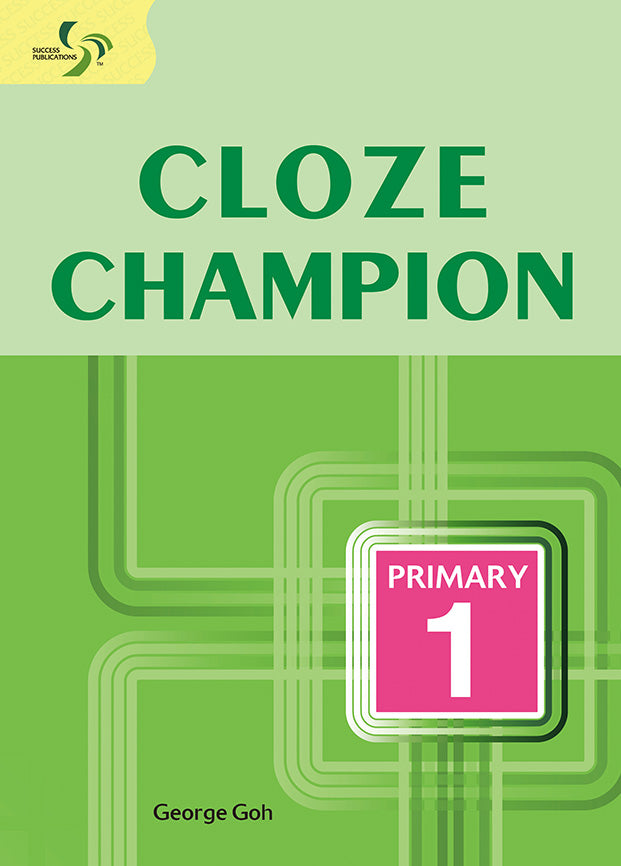 Cloze Champion Primary 1