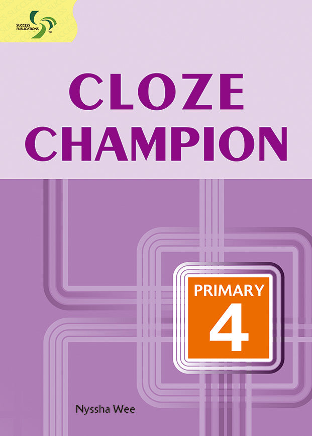 Cloze Champion Primary 4