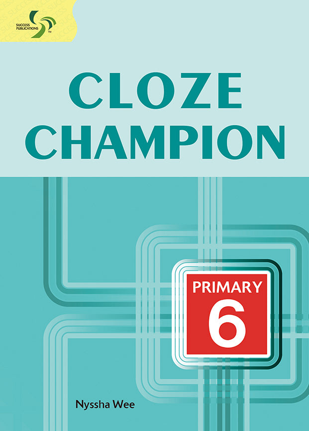 Cloze Champion Primary 6