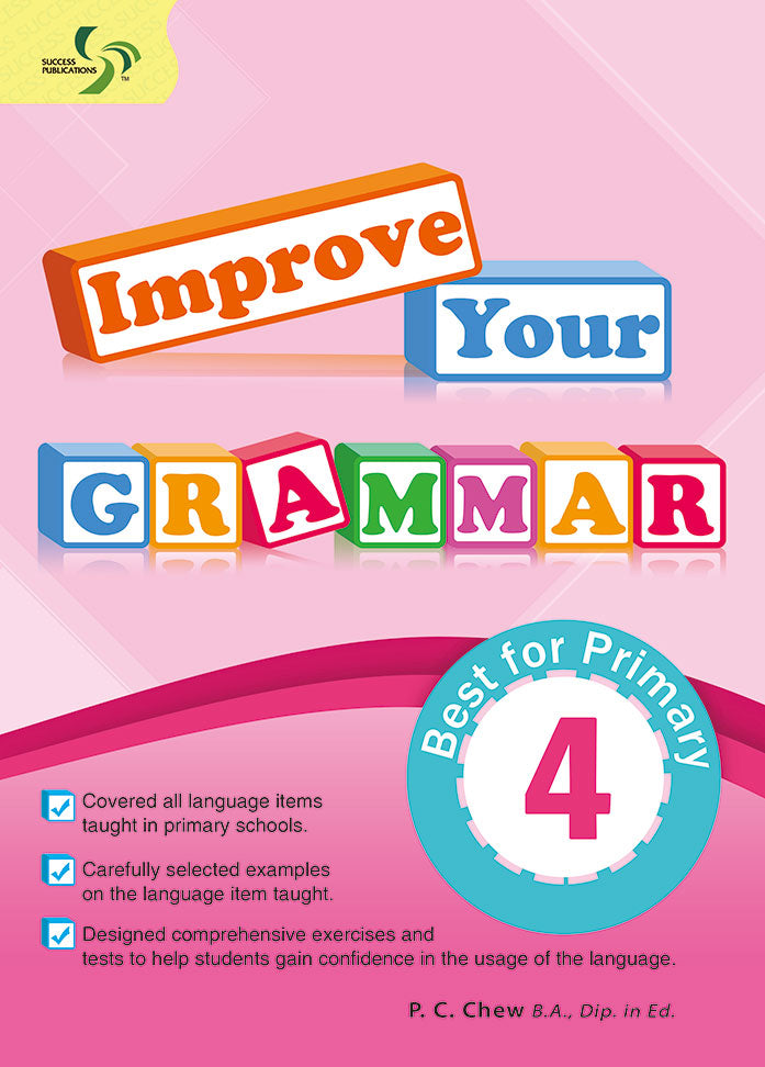 Improve Your Grammar Primary 4