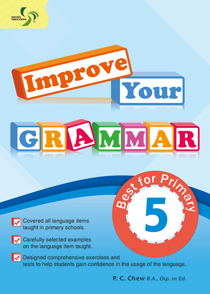Improve Your Grammar Primary 5