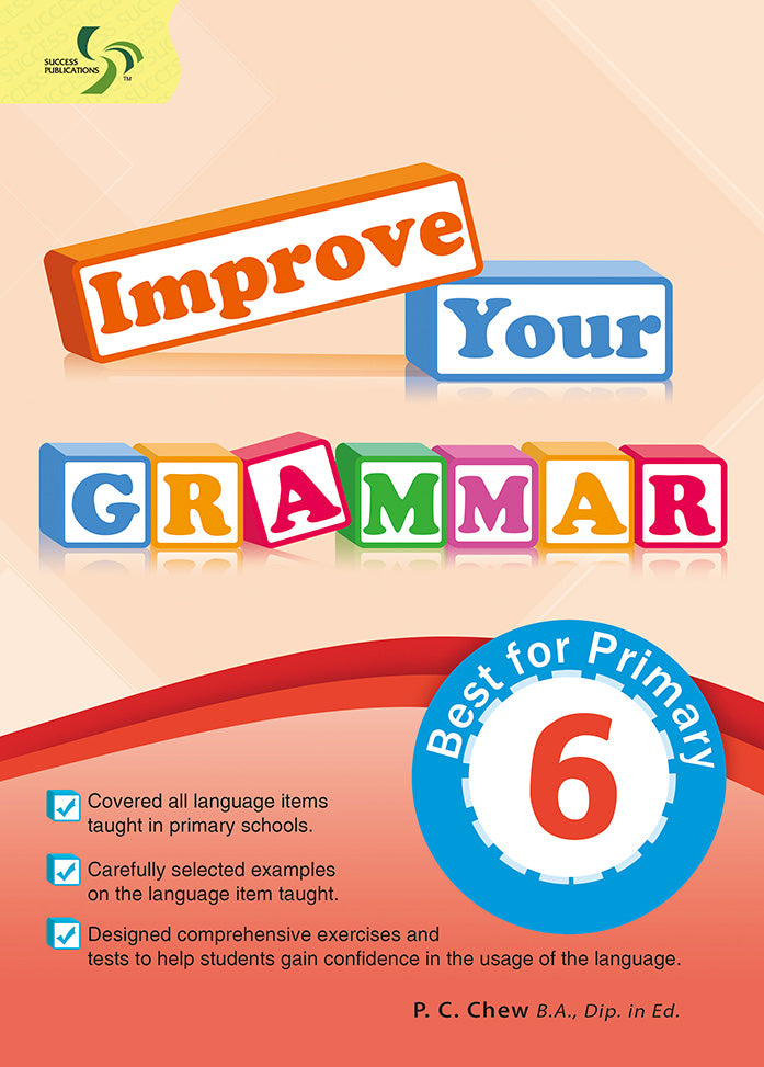 Improve Your Grammar Primary 6
