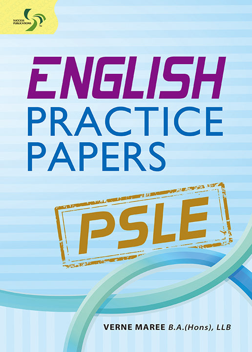 PSLE English Practice Papers