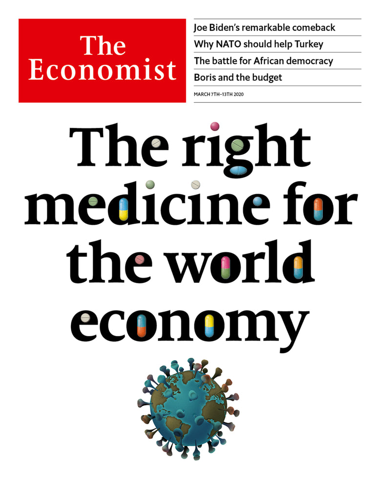 The Economist magazine-Print