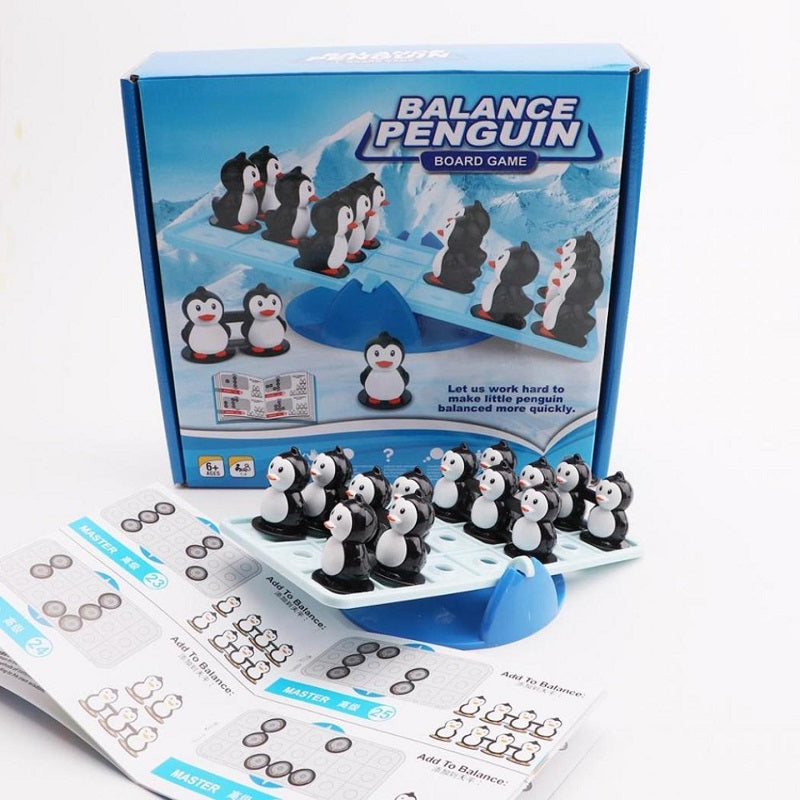 Board Game Balance Penguin